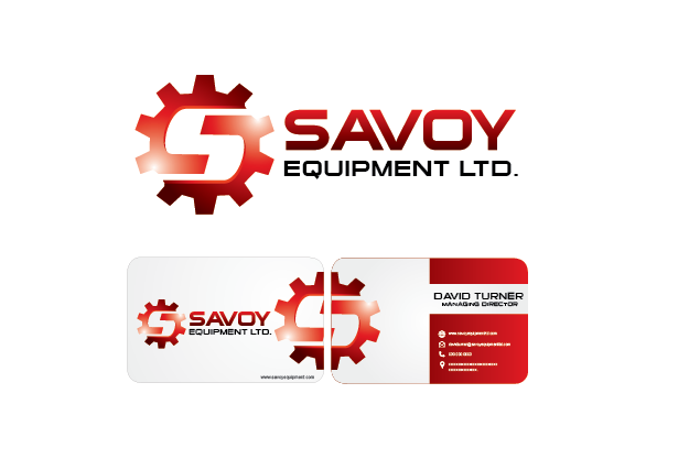 Logo Design by Private User - Entry No. 114 in the Logo Design Contest Inspiring Logo Design for Savoy Equipment Ltd..