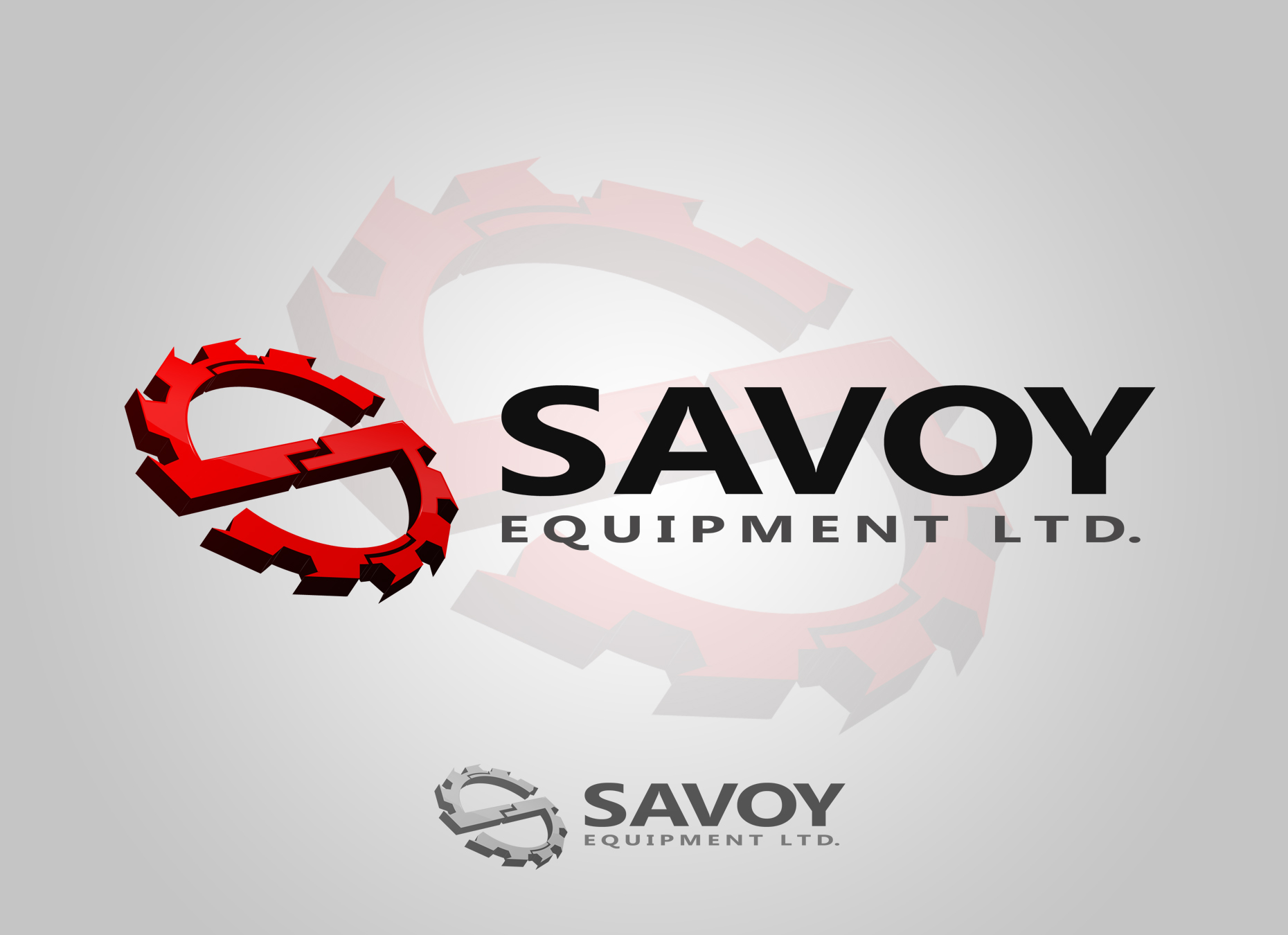 Logo Design by omARTist - Entry No. 115 in the Logo Design Contest Inspiring Logo Design for Savoy Equipment Ltd..