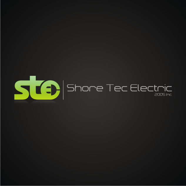 Logo Design by key - Entry No. 142 in the Logo Design Contest Shore Tec Electric 2005 Inc.