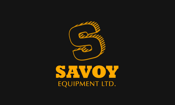 Logo Design by Top Elite - Entry No. 117 in the Logo Design Contest Inspiring Logo Design for Savoy Equipment Ltd..
