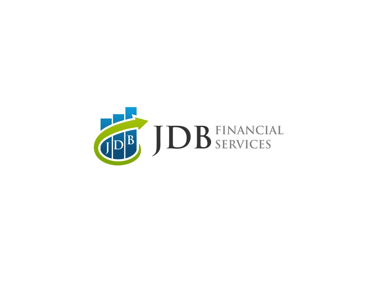 Logo Design by untung - Entry No. 47 in the Logo Design Contest Unique Logo Design Wanted for JDB Financial Services.