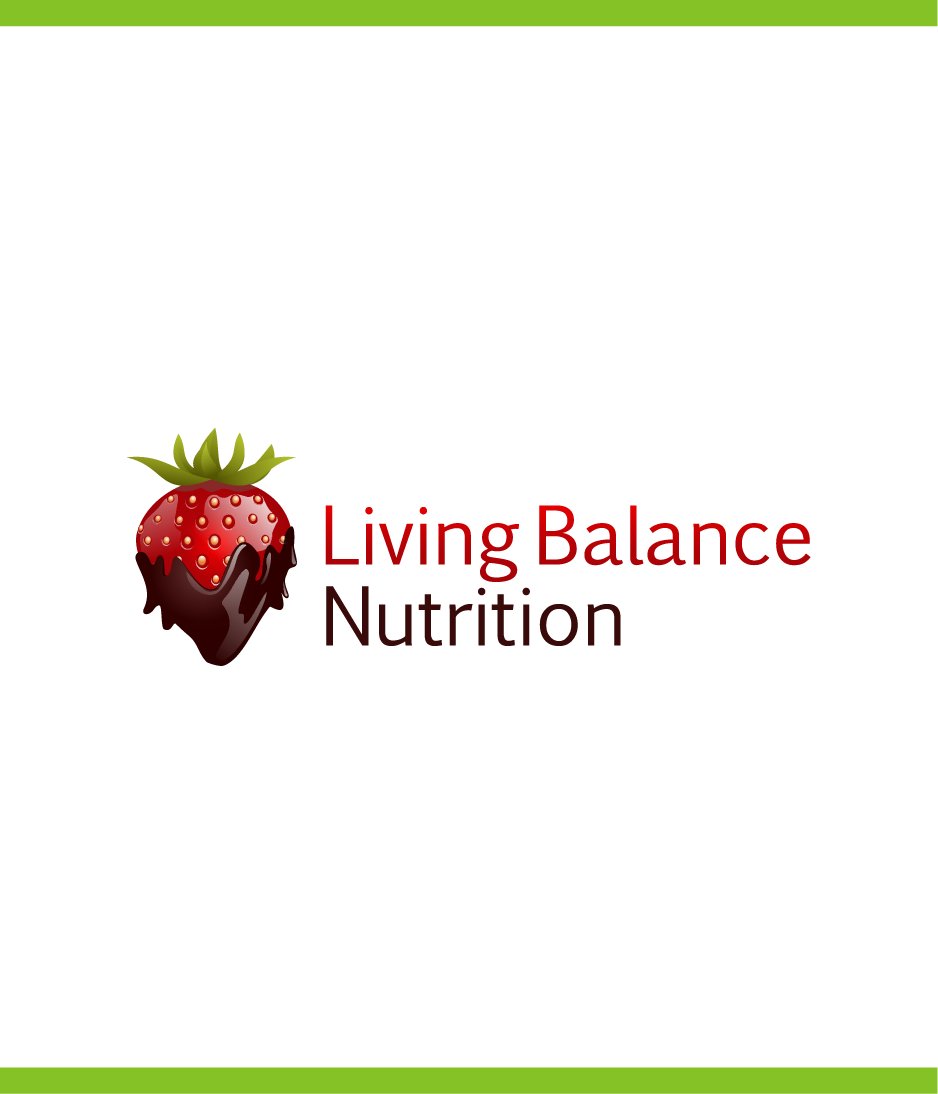 Logo Design by graphicleaf - Entry No. 29 in the Logo Design Contest Unique Logo Design Wanted for Living Balance Nutrition.