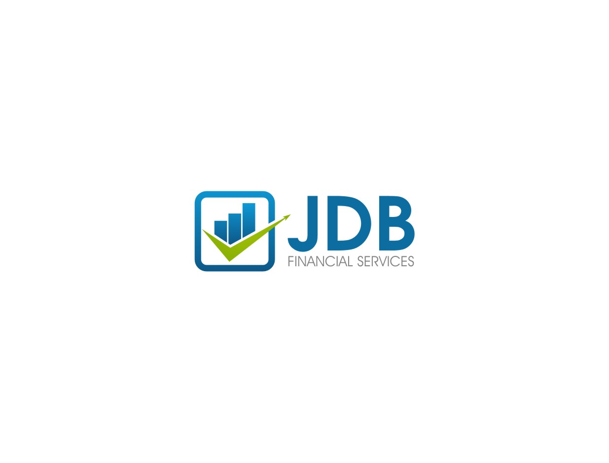 Logo Design by untung - Entry No. 49 in the Logo Design Contest Unique Logo Design Wanted for JDB Financial Services.