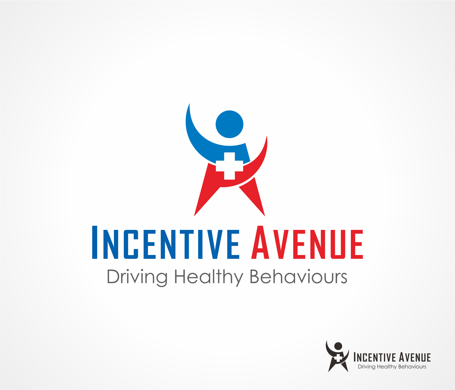 Logo Design by Armada Jamaluddin - Entry No. 35 in the Logo Design Contest New Logo Design for Incentive Avenue.