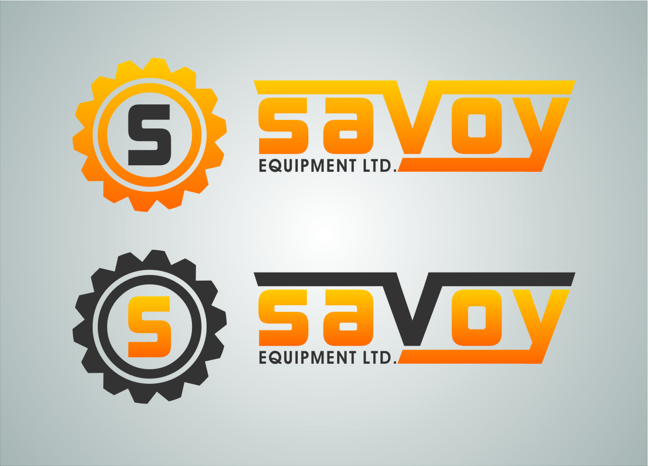 Logo Design by RoSyid Rono-Rene On Java - Entry No. 122 in the Logo Design Contest Inspiring Logo Design for Savoy Equipment Ltd..