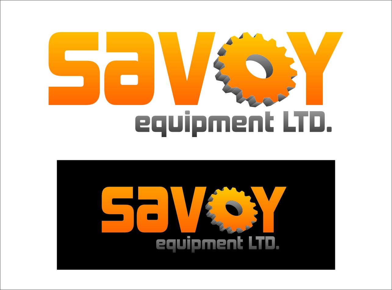 Logo Design by RasYa Muhammad Athaya - Entry No. 125 in the Logo Design Contest Inspiring Logo Design for Savoy Equipment Ltd..