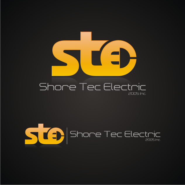 Logo Design by key - Entry No. 145 in the Logo Design Contest Shore Tec Electric 2005 Inc.