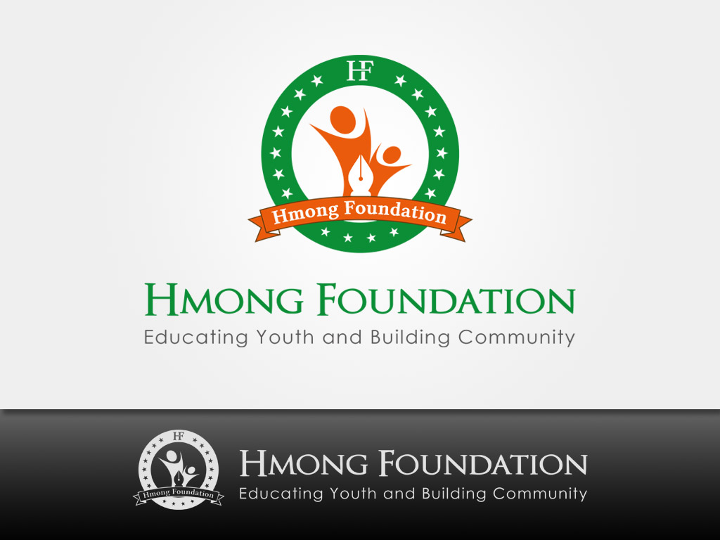 Logo Design by khoirul.azm - Entry No. 6 in the Logo Design Contest Fun Logo Design for Hmong Foundation.