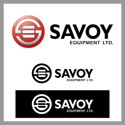 Logo Design by brown_hair - Entry No. 126 in the Logo Design Contest Inspiring Logo Design for Savoy Equipment Ltd..