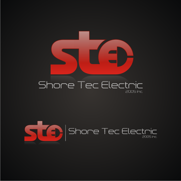 Logo Design by key - Entry No. 146 in the Logo Design Contest Shore Tec Electric 2005 Inc.