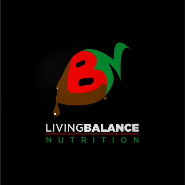 Logo Design by Private User - Entry No. 33 in the Logo Design Contest Unique Logo Design Wanted for Living Balance Nutrition.
