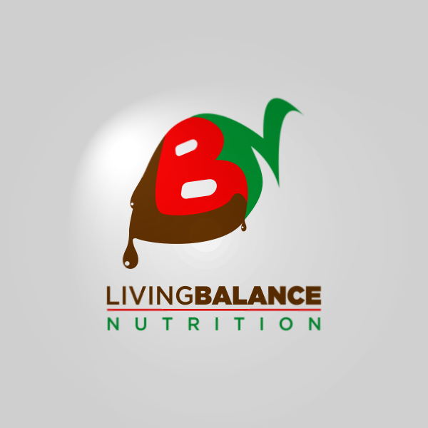Logo Design by Private User - Entry No. 34 in the Logo Design Contest Unique Logo Design Wanted for Living Balance Nutrition.