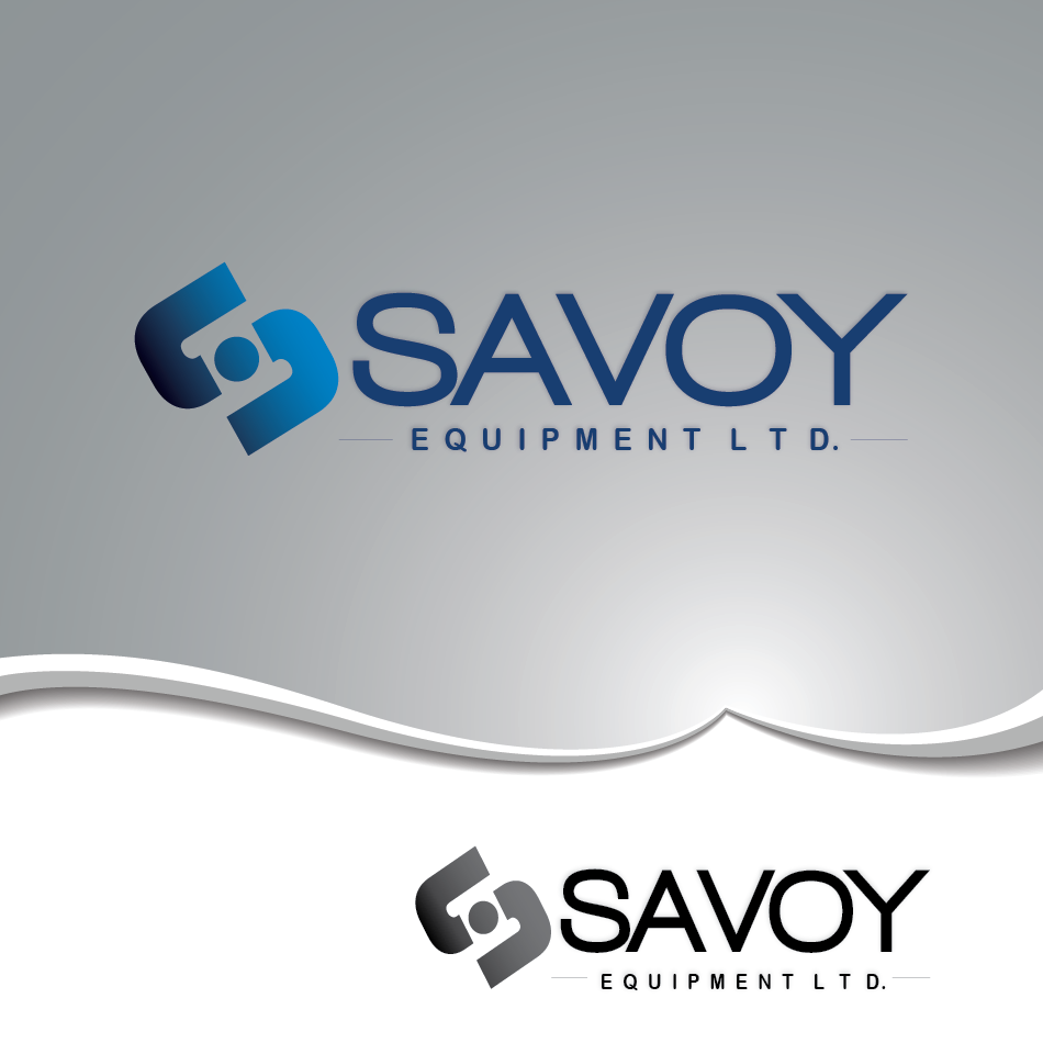 Logo Design by moonflower - Entry No. 134 in the Logo Design Contest Inspiring Logo Design for Savoy Equipment Ltd..