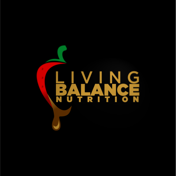 Logo Design by Private User - Entry No. 37 in the Logo Design Contest Unique Logo Design Wanted for Living Balance Nutrition.