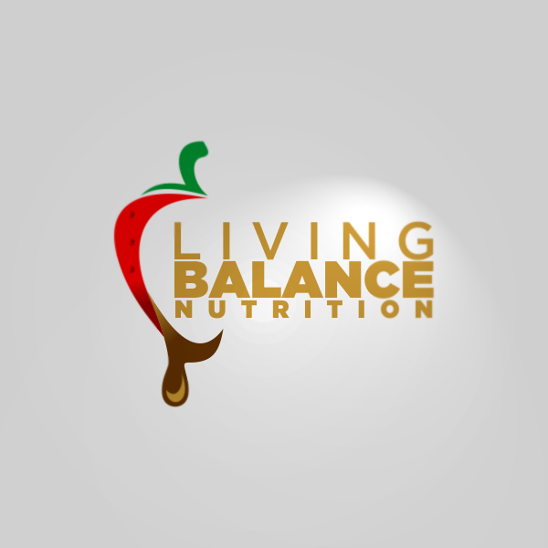 Logo Design by Private User - Entry No. 38 in the Logo Design Contest Unique Logo Design Wanted for Living Balance Nutrition.