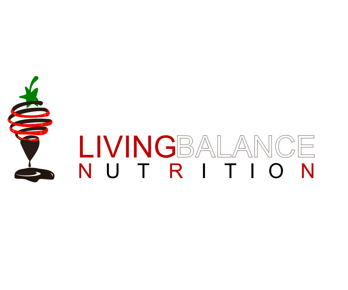 Logo Design by franz - Entry No. 39 in the Logo Design Contest Unique Logo Design Wanted for Living Balance Nutrition.