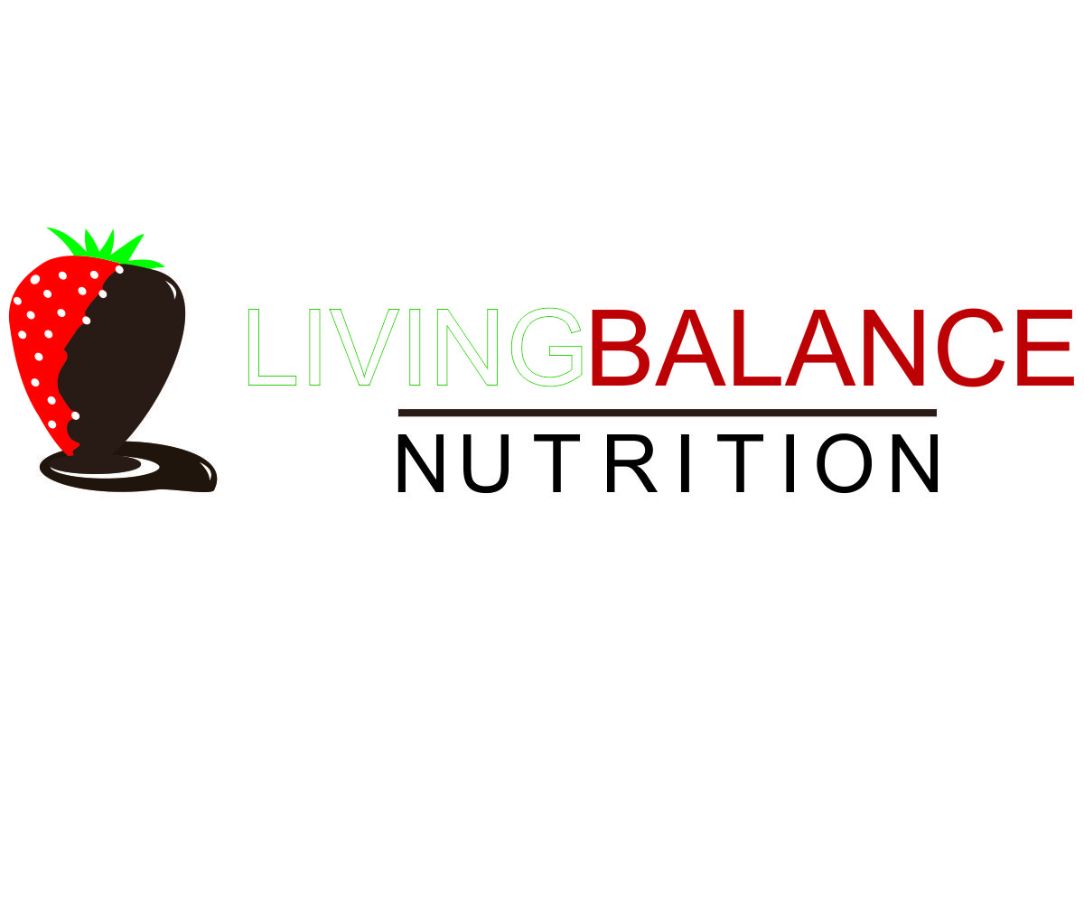 Logo Design by franz - Entry No. 40 in the Logo Design Contest Unique Logo Design Wanted for Living Balance Nutrition.