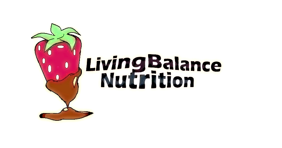 Logo Design by Mercedita Gerna-Castro - Entry No. 41 in the Logo Design Contest Unique Logo Design Wanted for Living Balance Nutrition.