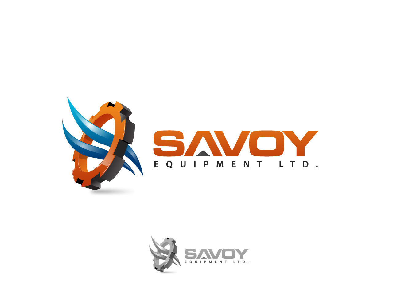 Logo Design by jpbituin - Entry No. 150 in the Logo Design Contest Inspiring Logo Design for Savoy Equipment Ltd..