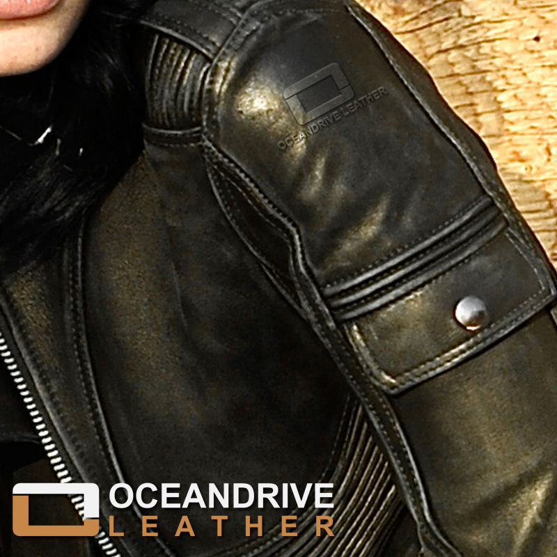 Logo Design by Private User - Entry No. 18 in the Logo Design Contest Captivating Logo Design for Oceandrive Leather.