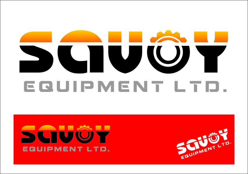 Logo Design by RasYa Muhammad Athaya - Entry No. 151 in the Logo Design Contest Inspiring Logo Design for Savoy Equipment Ltd..