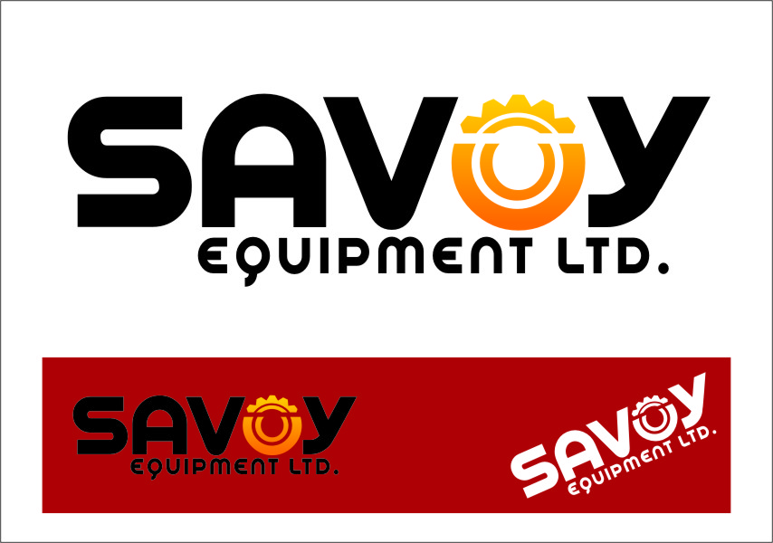Logo Design by RasYa Muhammad Athaya - Entry No. 152 in the Logo Design Contest Inspiring Logo Design for Savoy Equipment Ltd..