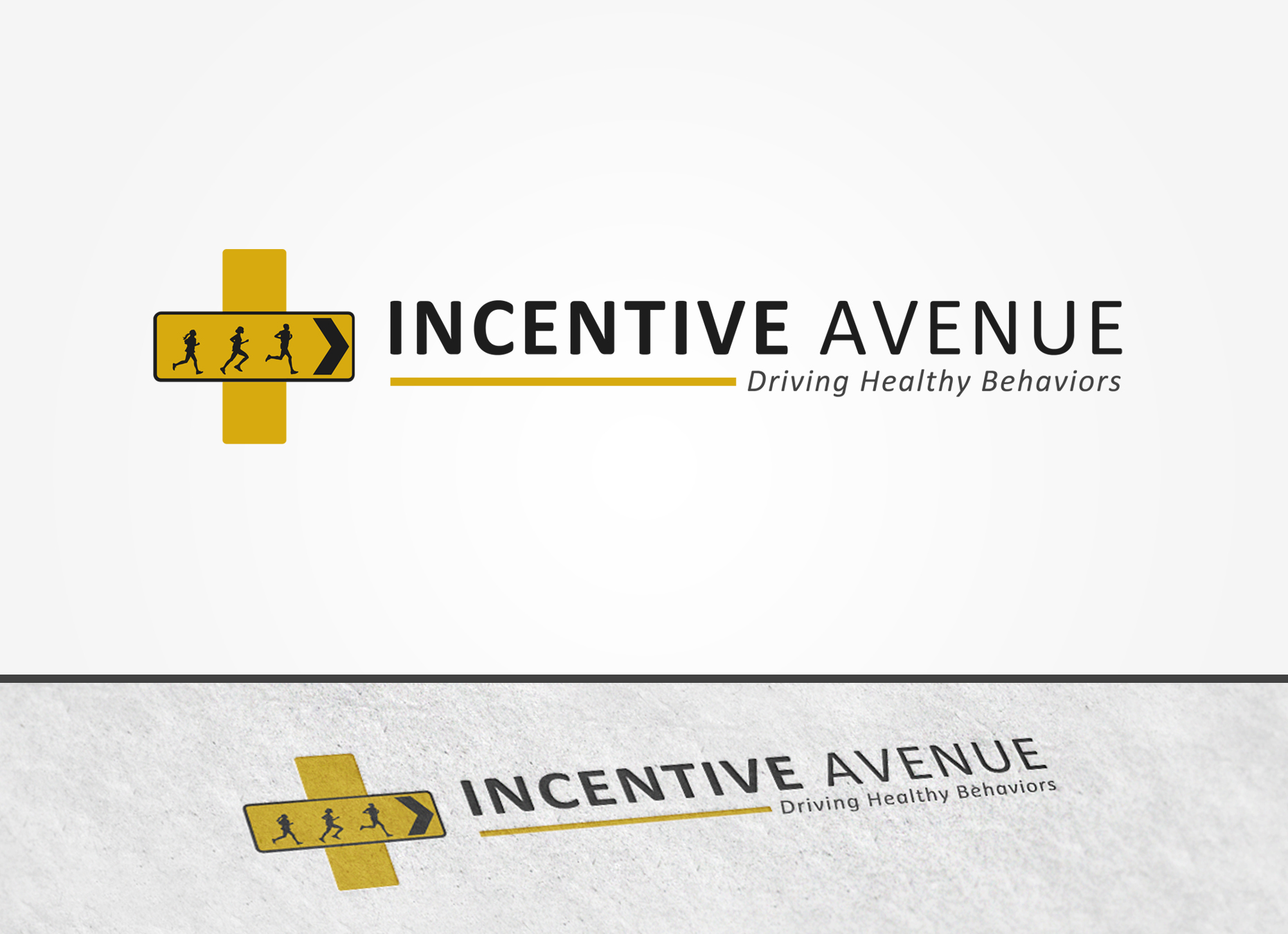 Logo Design by omARTist - Entry No. 38 in the Logo Design Contest New Logo Design for Incentive Avenue.
