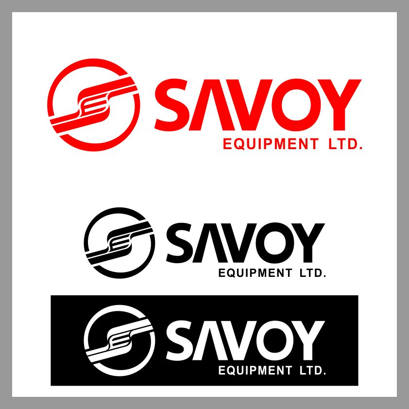 Logo Design by brown_hair - Entry No. 153 in the Logo Design Contest Inspiring Logo Design for Savoy Equipment Ltd..