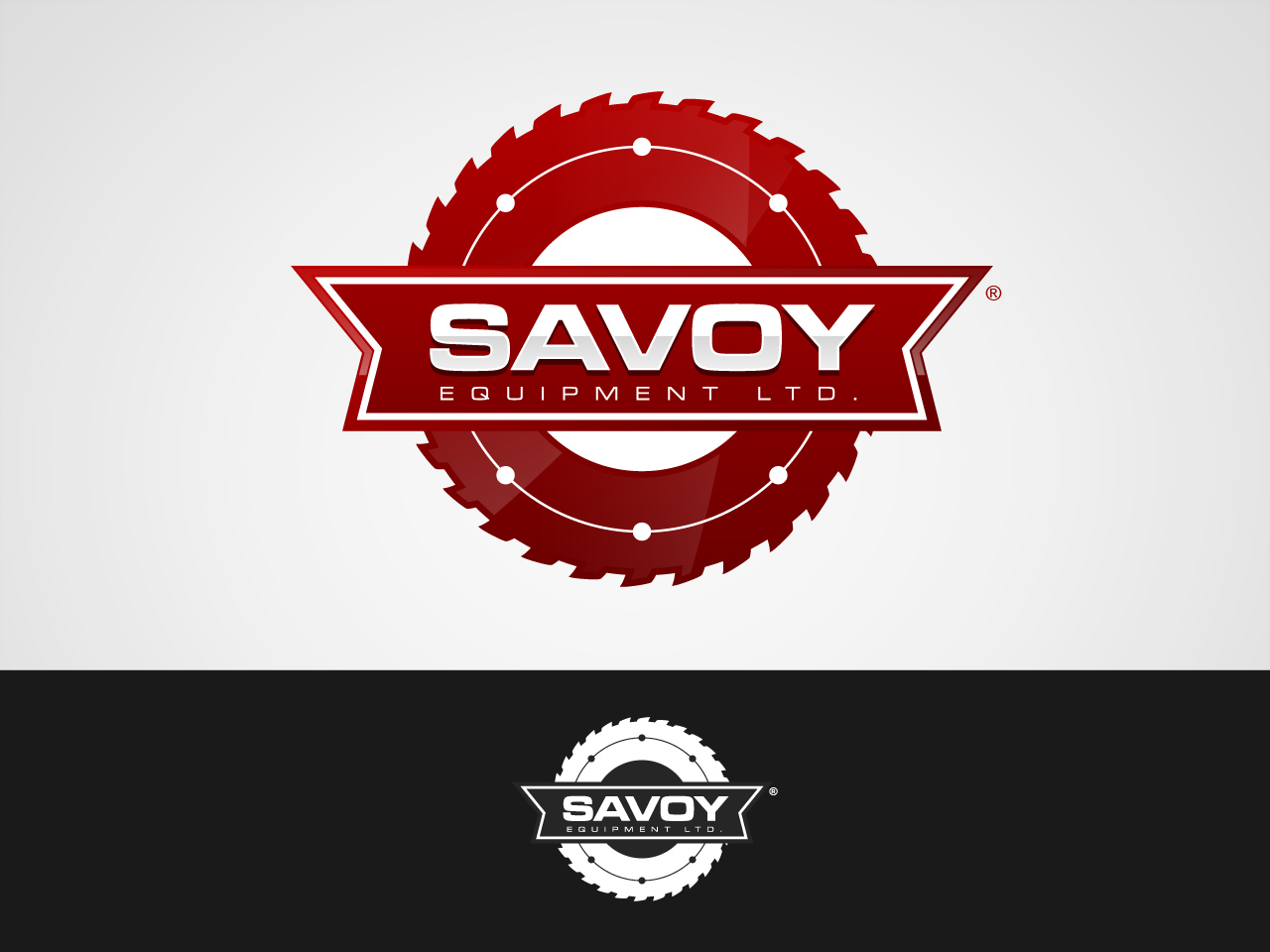 Logo Design by jpbituin - Entry No. 158 in the Logo Design Contest Inspiring Logo Design for Savoy Equipment Ltd..