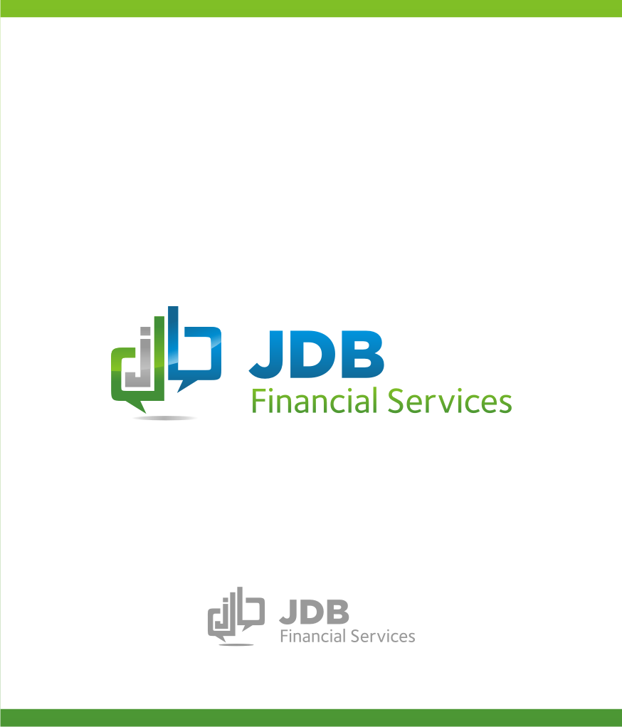 Logo Design by graphicleaf - Entry No. 73 in the Logo Design Contest Unique Logo Design Wanted for JDB Financial Services.