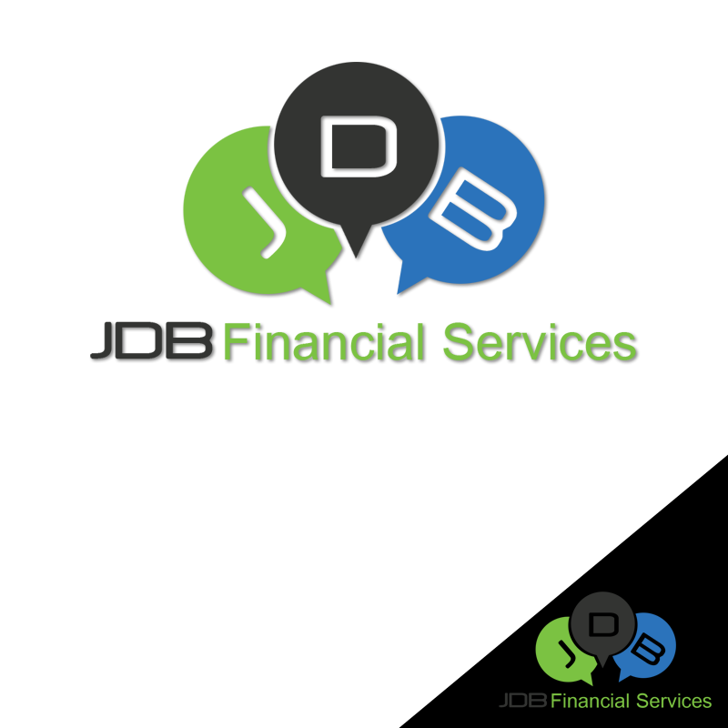 Logo Design by Private User - Entry No. 75 in the Logo Design Contest Unique Logo Design Wanted for JDB Financial Services.