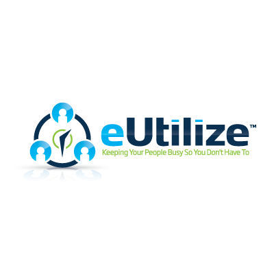Logo Design by Mogeek - Entry No. 65 in the Logo Design Contest eUtilize.