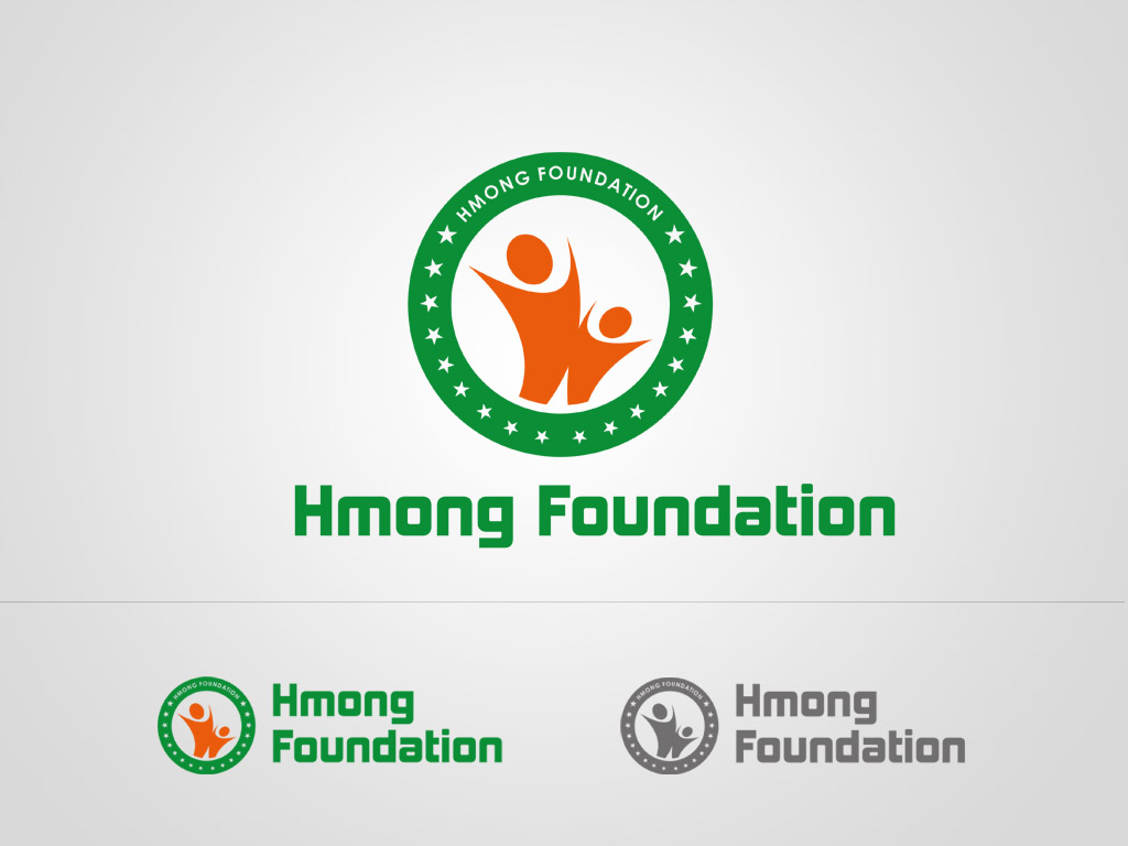 Logo Design by khoirul.azm - Entry No. 9 in the Logo Design Contest Fun Logo Design for Hmong Foundation.