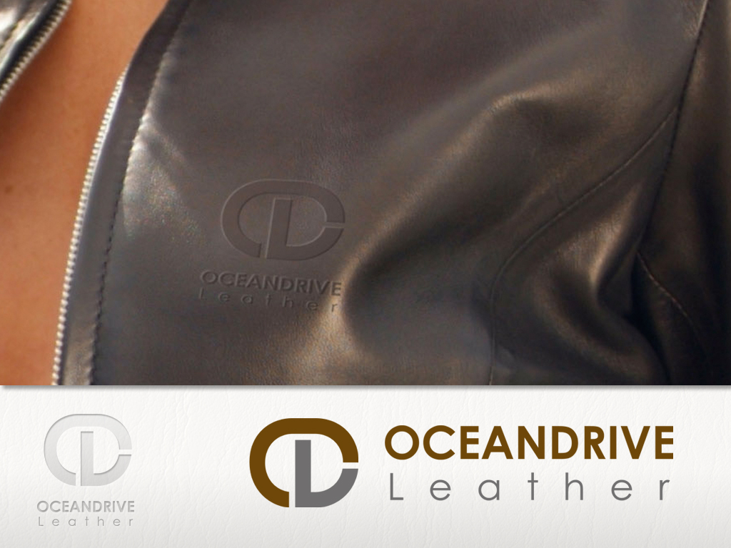 Logo Design by khoirul.azm - Entry No. 19 in the Logo Design Contest Captivating Logo Design for Oceandrive Leather.