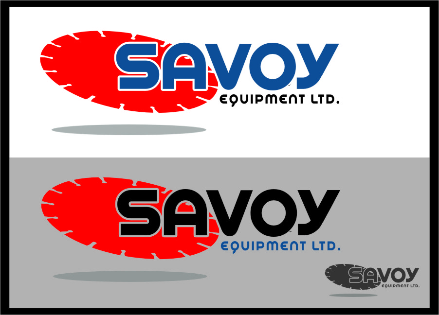 Logo Design by Ngepet_art - Entry No. 159 in the Logo Design Contest Inspiring Logo Design for Savoy Equipment Ltd..