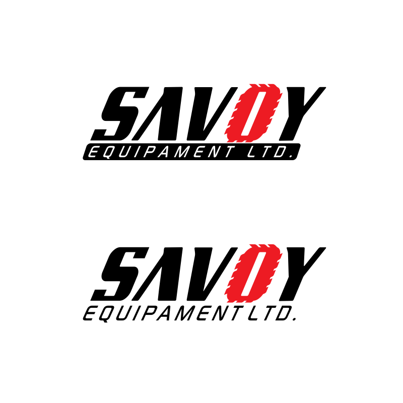 Logo Design by moisesf - Entry No. 161 in the Logo Design Contest Inspiring Logo Design for Savoy Equipment Ltd..