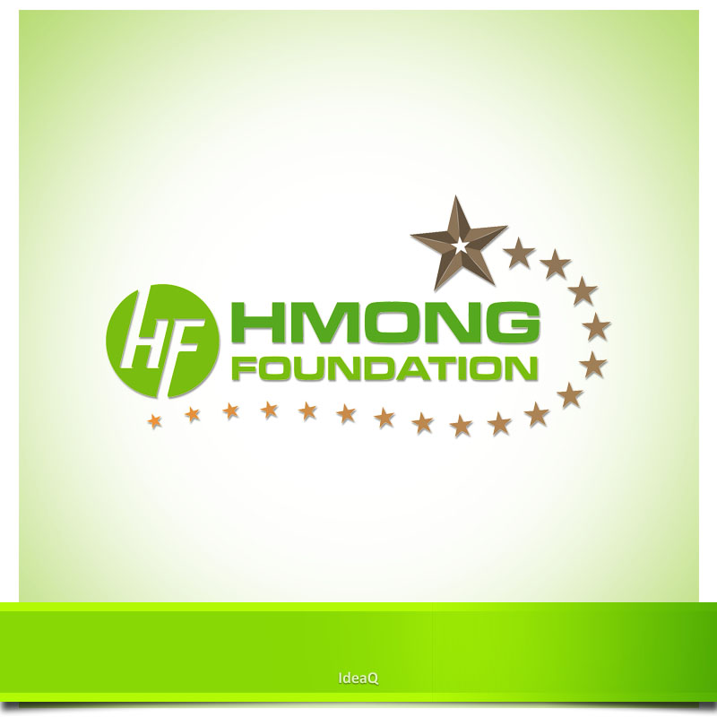 Logo Design by Private User - Entry No. 16 in the Logo Design Contest Fun Logo Design for Hmong Foundation.