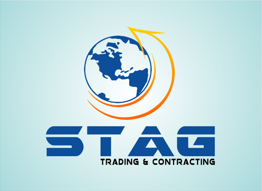 Logo Design by Ngepet_art - Entry No. 1 in the Logo Design Contest Captivating Logo Design for STAG Trading & Contracting.