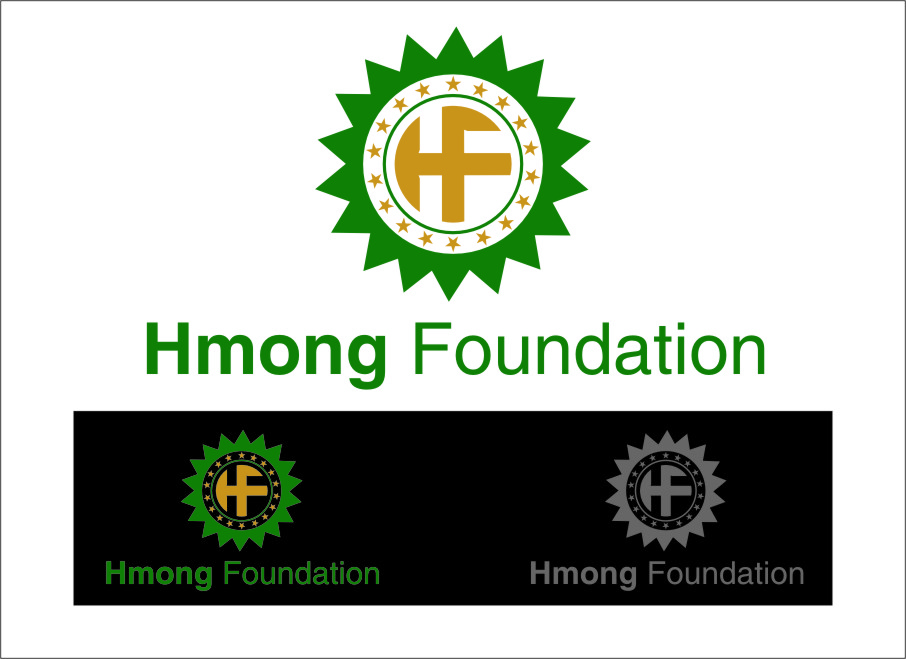 Logo Design by RasYa Muhammad Athaya - Entry No. 19 in the Logo Design Contest Fun Logo Design for Hmong Foundation.