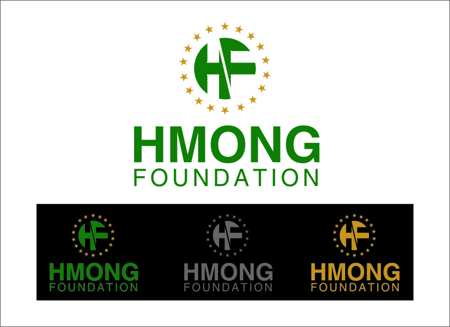 Logo Design by RasYa Muhammad Athaya - Entry No. 20 in the Logo Design Contest Fun Logo Design for Hmong Foundation.