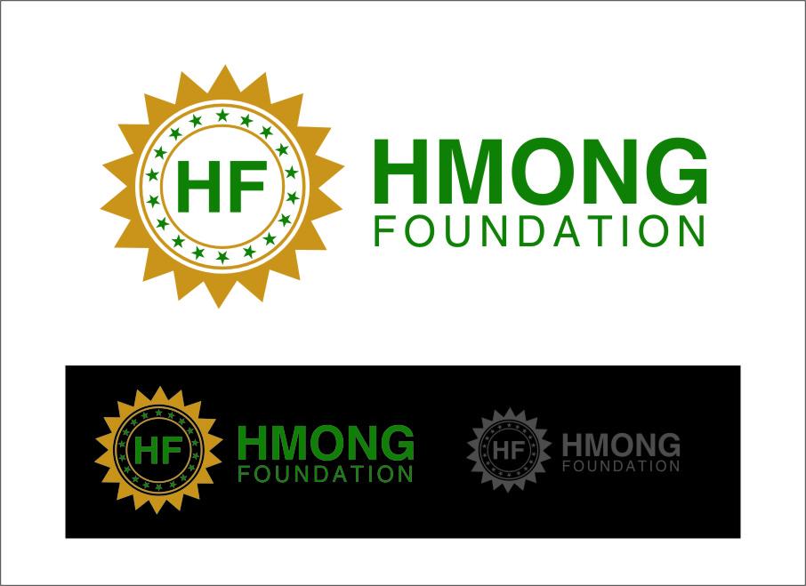 Logo Design by RasYa Muhammad Athaya - Entry No. 21 in the Logo Design Contest Fun Logo Design for Hmong Foundation.