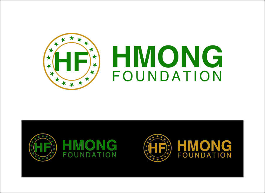 Logo Design by RasYa Muhammad Athaya - Entry No. 22 in the Logo Design Contest Fun Logo Design for Hmong Foundation.