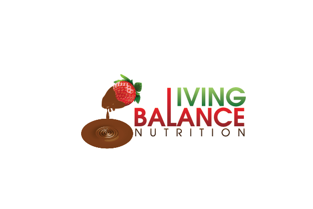 Logo Design by Private User - Entry No. 48 in the Logo Design Contest Unique Logo Design Wanted for Living Balance Nutrition.