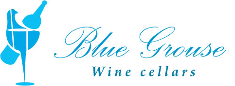 Logo Design by Vivek Singh - Entry No. 64 in the Logo Design Contest Creative Logo Design for Blue Grouse Wine Cellars.