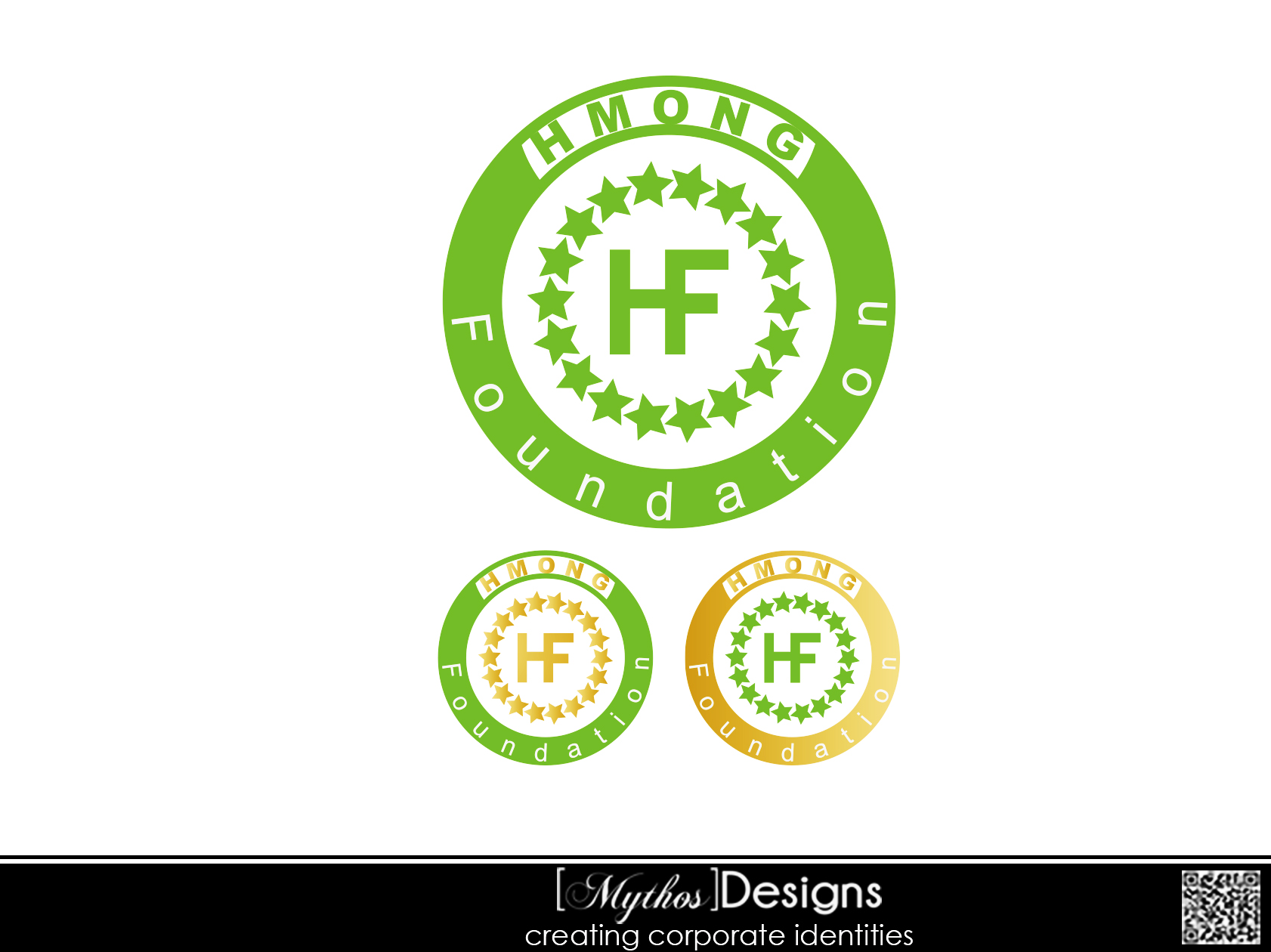 Logo Design by Mythos Designs - Entry No. 25 in the Logo Design Contest Fun Logo Design for Hmong Foundation.