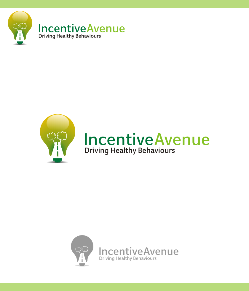 Logo Design by graphicleaf - Entry No. 48 in the Logo Design Contest New Logo Design for Incentive Avenue.