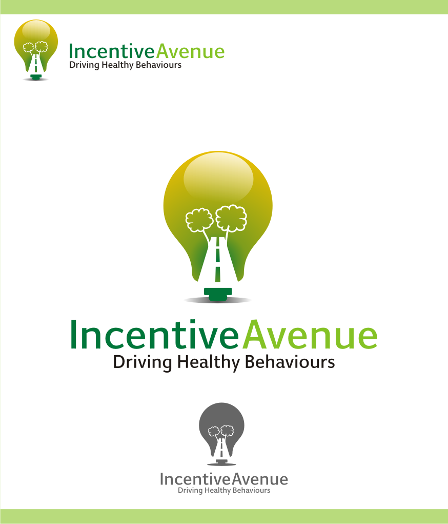 Logo Design by Muhammad Nasrul chasib - Entry No. 49 in the Logo Design Contest New Logo Design for Incentive Avenue.