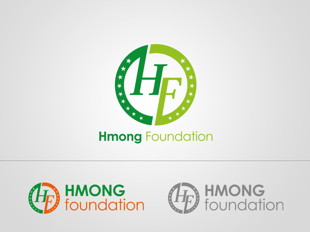 Logo Design by khoirul.azm - Entry No. 31 in the Logo Design Contest Fun Logo Design for Hmong Foundation.