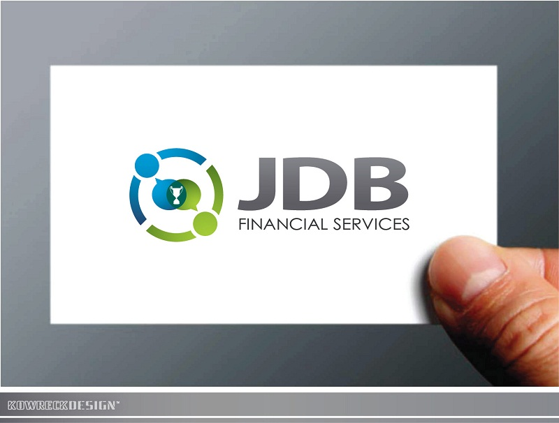 Logo Design by kowreck - Entry No. 83 in the Logo Design Contest Unique Logo Design Wanted for JDB Financial Services.