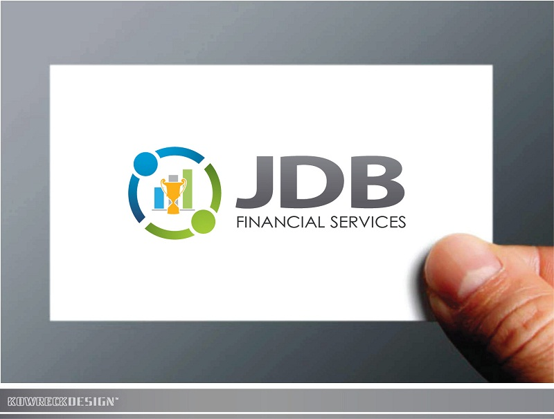 Logo Design by kowreck - Entry No. 85 in the Logo Design Contest Unique Logo Design Wanted for JDB Financial Services.
